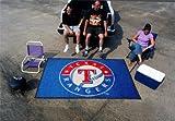 """Fan Mats Texas Rangers Ulti-Mat, 60"""" x 96"""""""