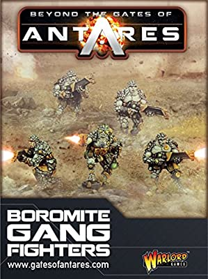 Beyond The Gates Of Antares - Boromite Gang Fighters - Warlord Games by Warlord Games