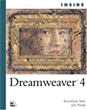 Inside Dreamweaver 4, Anne-Marie Yerks and Blaine Tait, 0735710848