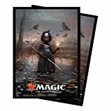 Ultra Pro Magic: The Gathering Commander 2018 Aminatou, The Fateshifter Deck Protector Sleeves (100 Count)