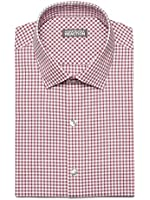 Kenneth Cole Reaction Men's Long Sleeve Slim-Fit Dress Shirt