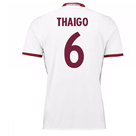 2016-17 Bayern Munich Third Shirt (Thaigo 6) - Kids: Amazon.es ...