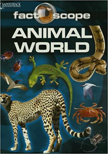 animal world saddleback educational publishing inc