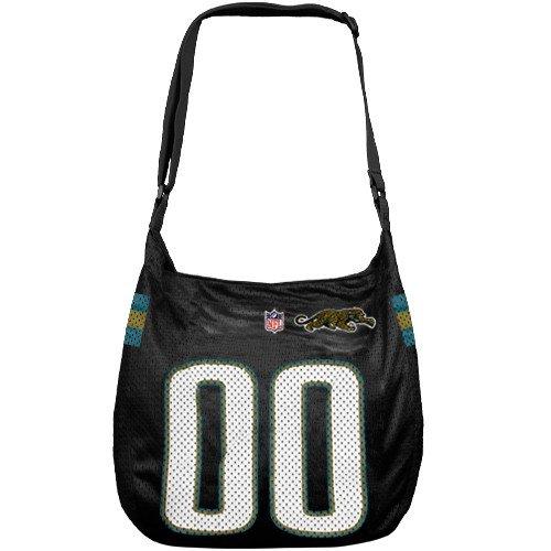 NFL Jacksonville Jaguars Black Veteran Jersey Tote Bag ()