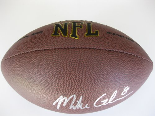 - Mike Glennon, Chicago Bears, Tampa Bay Buccaneers, Bucs, NC State, Signed, Autographed, NFL Football, a COA with the Proof Photo of Mike Signing Will Be Included