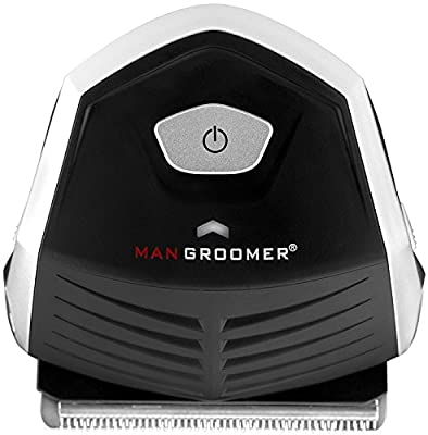 MANGROOMER Ultimate Pro Self-Haircut Kit with LITHIUM MAX Power, Hair Clippers, Hair Trimmers, Waterproof