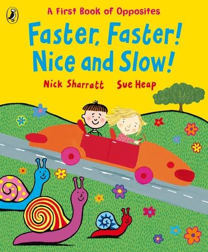Faster Faster Nice And Slow ebook