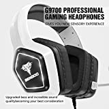 BENGOO G9700 Gaming Headset Headphones for PS4 PS5