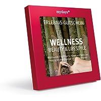 mydays Erlebnis-Gutschein 'Wellness, Beauty & Lifestyle' | 1 bis 2 Personen, 70 Erlebnisse, 520 Orte | Wellness Geschenk