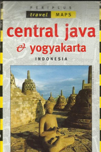 Yogyakarta Travel Map 1st Edition (Indonesia Regional Maps)
