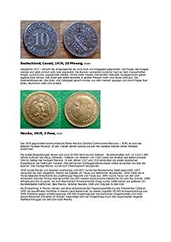Kalenderblatt zum Jahr 1919: Deutsches Kriegsgeld 1919 (2 Peso von Mexiko 1919 und zur Geschichte des Landes) (German Edition)