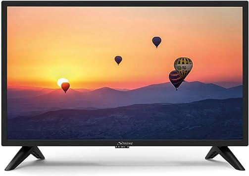 TV LED de 24 pulgadas, HD ready (1366 x 768 píxeles), DVB-T2, USB: Amazon.es: Electrónica