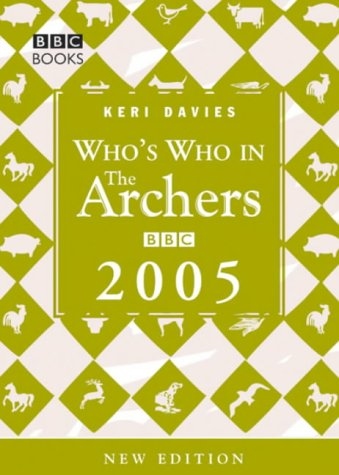 [Book] Who's Who in The Archers 2005 PPT