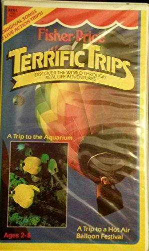 Hot Air Balloon Video - Terrific Trips: Aquarium/Hot Air Balloon
