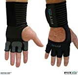 Spartan Grip surpasses all expectations of what a WOD performance workout glove should be. A gymnastic grip, wrist wrap, & Callus Guard fitness glove in one design, allows you to keep your gloves on the entire workout. The Spartan Grip in...