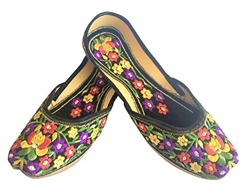 Schuhe jutti Leder N Style Mehrfarbig Schritt Damen xWqUATyHHa