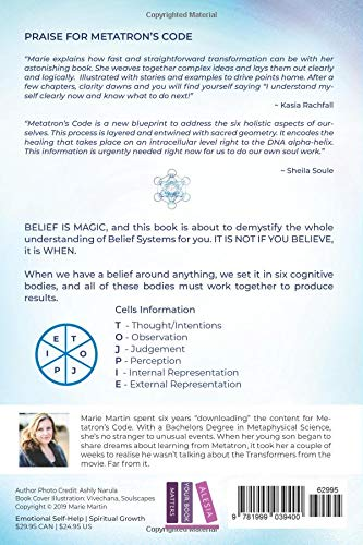 METATRON'S CODE: Demystifying Belief Systems: Marie Martin