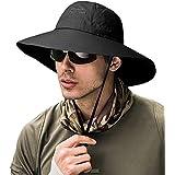 EINSKEY Men's Waterproof Sun Hat, Outdoor...