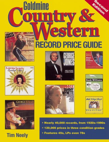Goldmine Country & Western Record Price ()