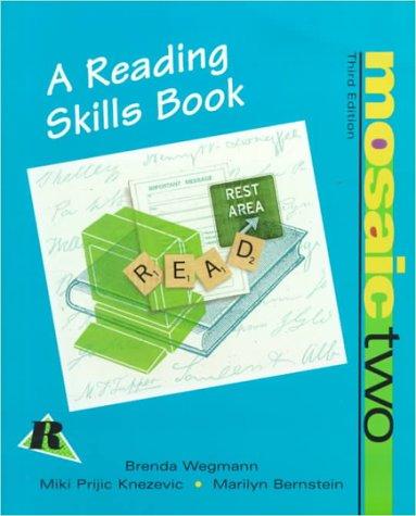 Mosaic II: A Reading Skills Book