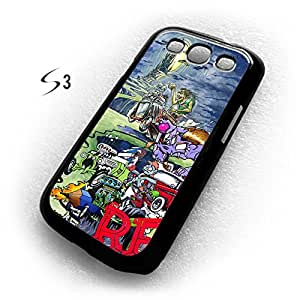 Nightmare at The Ratfink Street Case for Samsung Galaxy S3