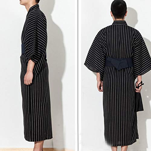 Kimono Color1123 Stile Fancy In Con Da Di Pumpkin Giapponese Meditazioni Set Uomo Pigiama qwZPHUq