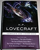 The Fiction : Complete and Unabridged, Lovecraft and Lovecraft, H. P., 1435107934