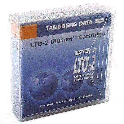 LTO Ultrium 2 Tandberg Data LTO Ultrium 2 0043 2744 Tape Cartridge LTO-2 from Tandberg Data