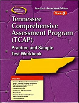 Tn  Comprehensive Assessment Program (Tcap) Practice Test Workbook