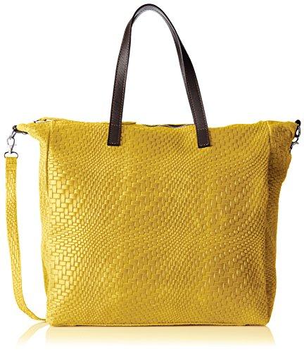 Colore A Giallo Chicca Di Donna 80058 Tracolla giallo Borse UwEYqwS