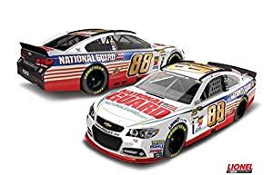 Lionel Racing Dale Earnhardt JR #88 National Guard 2014 Chevy SS NASCAR Diecast Car (1:64 Scale ARC HT Official Diecast of NASCAR) by Lionel Nascar Collectable Llc
