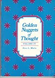 Golden Nuggets of Thought, Ezra Marler, 0884941027