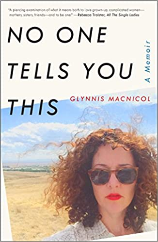 The No One Tells You This by Glynnis Mannicol travel product recommended by Liz Galloway on Lifney.