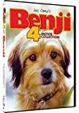 Benji - 4 Movie Set - Benji - Benji: Off the Leash - For the Love of Benji - Benji's Very Own Christmas Story