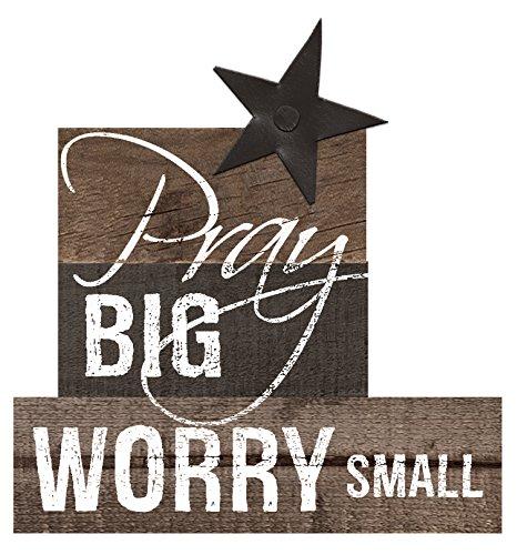 pray big - 8