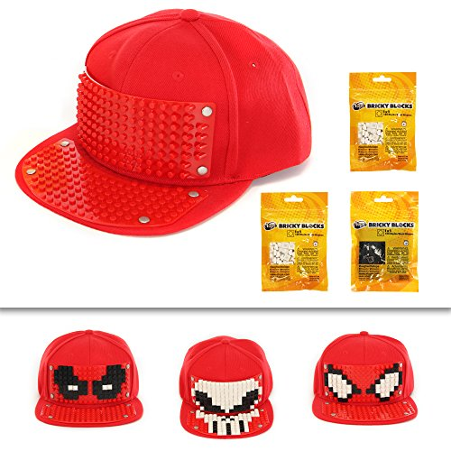 Bricky Blocks Superhero Snapback Kit by -