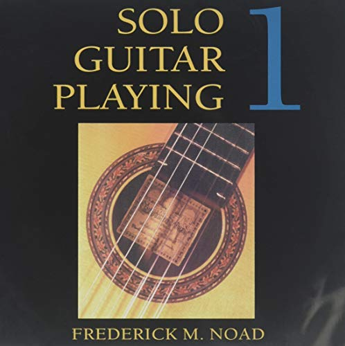 25 Spanish Guitar - Fred Noad Solo Guitar Bk1 Cd Only