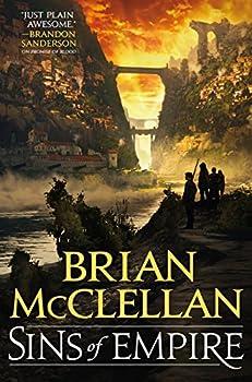 Sins of Empire by Brian McClellan fantasy book reviews