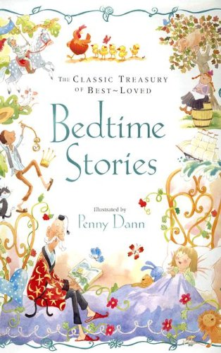 Classic Treasury of Best-Loved Bedtime Stories