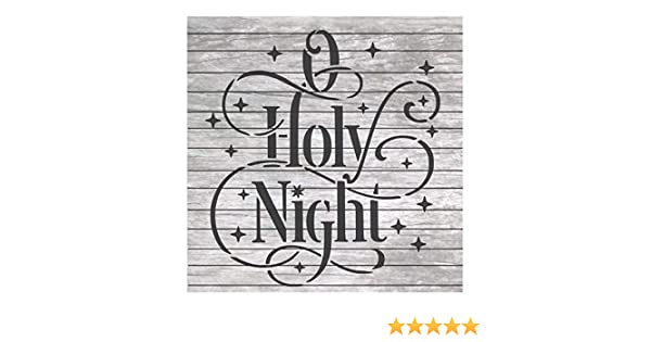 Wood Signs and Home Decoration Love Never Ends AZ015 Family Words Stencil for Craft