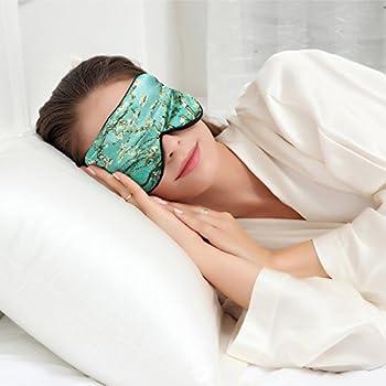Natural charmeuse silk Sleep mask UPGRADE