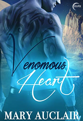 Venomous Heart (Eok Warriors Book 3) by [Auclair, Mary]