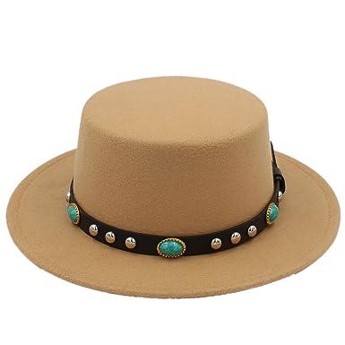 Xingyue Aile Sombrero de copa y gorras de vaquero, Sombrero de la ...
