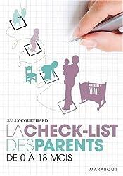 La Check-list des parents : De 0 à 18 mois