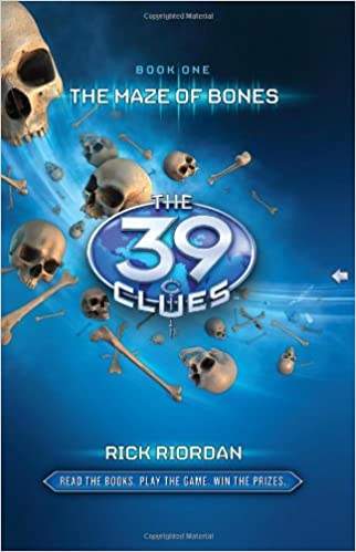 The Maze of Bones (39 Clues 21742663efd