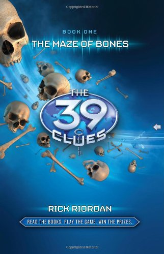 the 39 clues maze of bones - 1