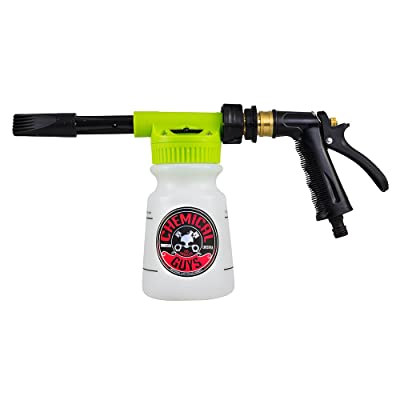 Chemical Guys ACC_326 – Torq Foam Blaster 6 Foam Wash Gun – The Ultimate Car Wash Foamer that Connects to Any Garden Hose: Toys & Games