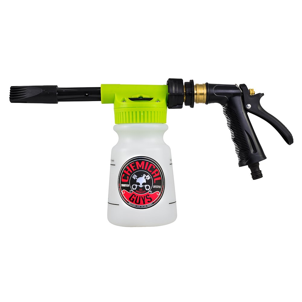 Chemical Guys Acc_326 - TORQ Foam Blaster 6 Foam Wash Gun - The Ultimate Car Wash Foamer That Connects to Any Garden Hose