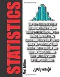 Statistics, Sean Pearson, 1466288434