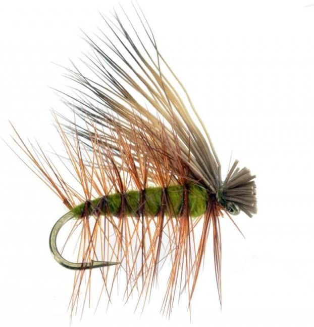 18 Fly Alaska Salmon Fly Assortment